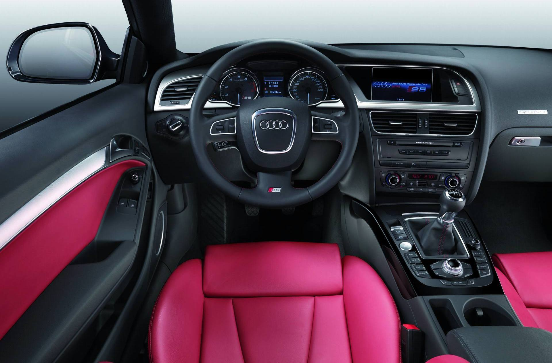 Stunning Interieur Audi S5 Contemporary - Trend Ideas 2018 ...
