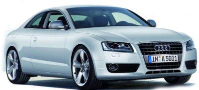 Photo du design extérieur de la Audi A5