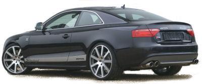Présentation de la MTM Audi S5 GT Supercharged de 2008.